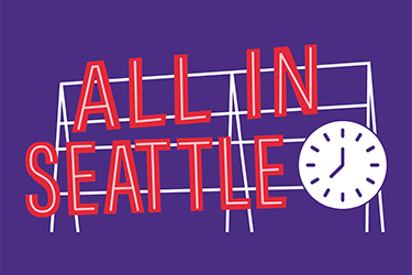 Visit All In Seattle to see how you can support nonprofits in the Seattle community.
