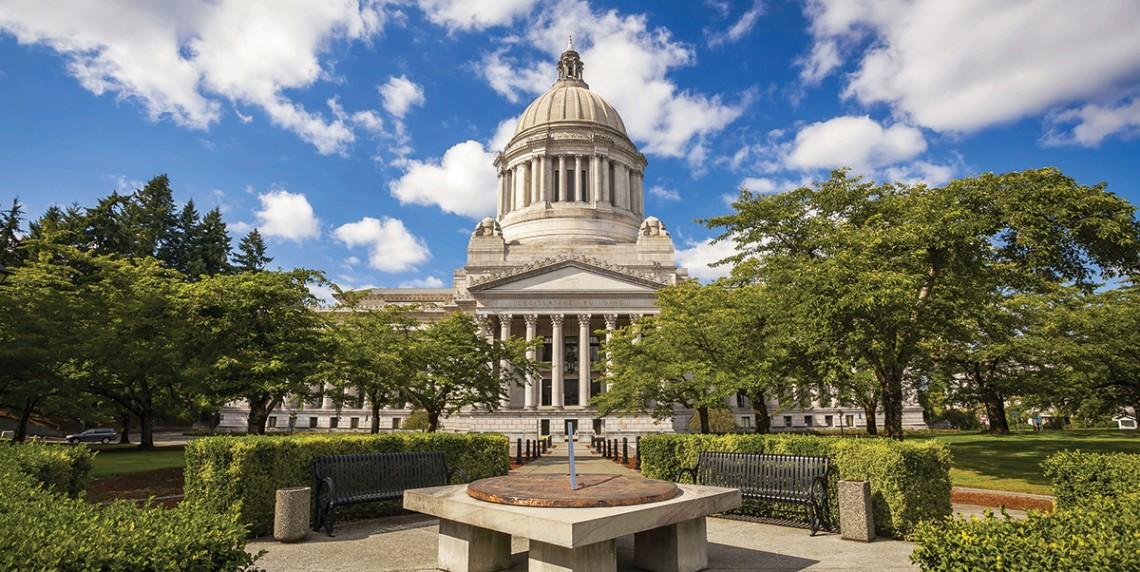 Washington statehouse