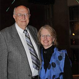 Photograph of Bill Gates Sr and Mimi Gardner
