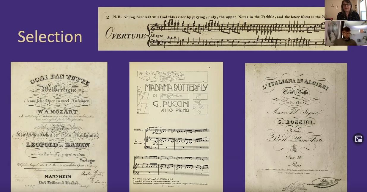 Rare Music Digitization, UW Libraries Preservation Department has a reputation for excellence. When asked to preserve a rare music collection through digitization the team was able to use new technologies to make these incredible pieces available digitally.