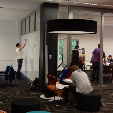 New Rooms in Research Commons
