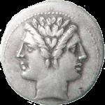 Janus coin