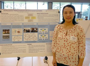 Symposium poster presenter: Yen-Chu Weng