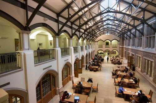 UW Mary Gates Hall