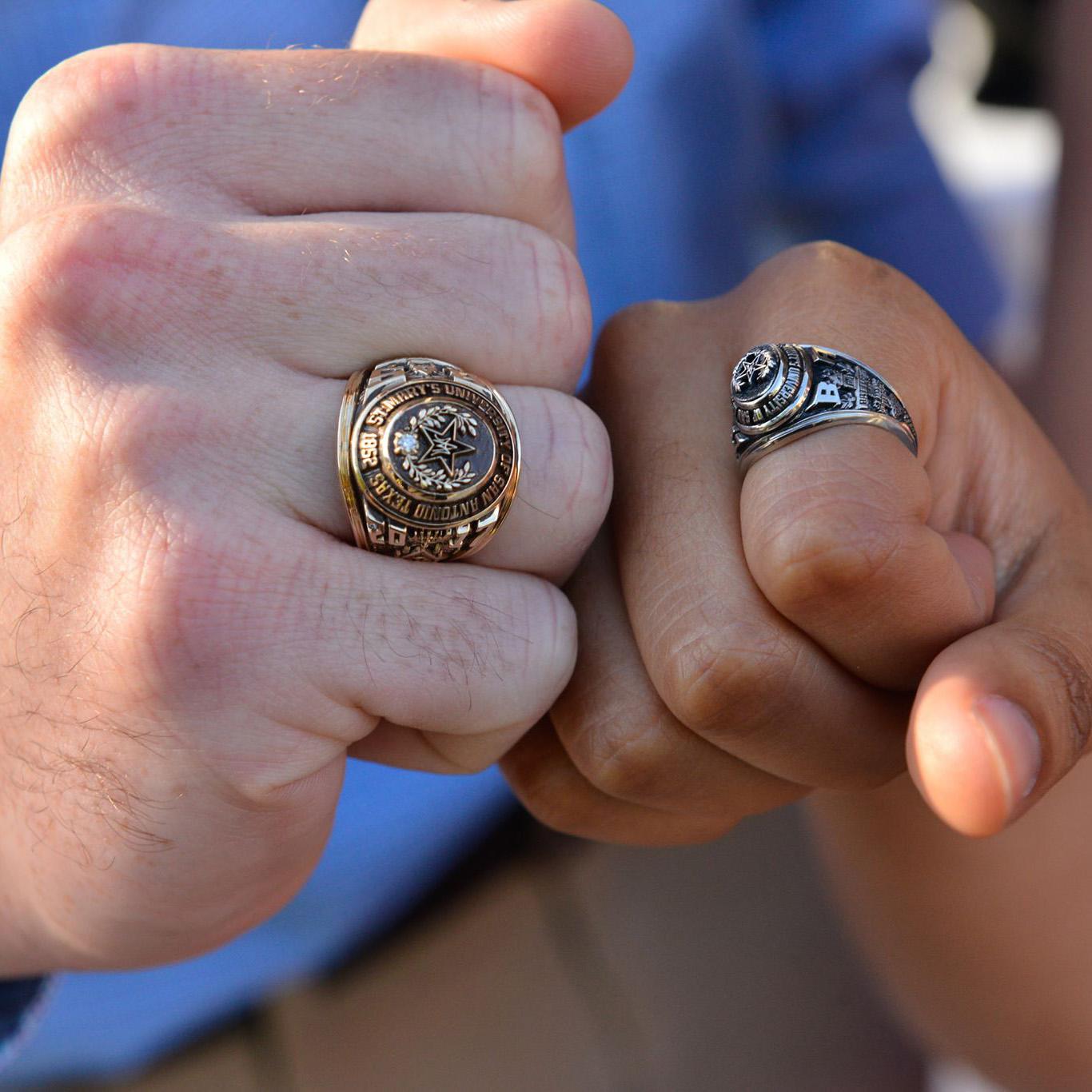 Balfour Class Rings