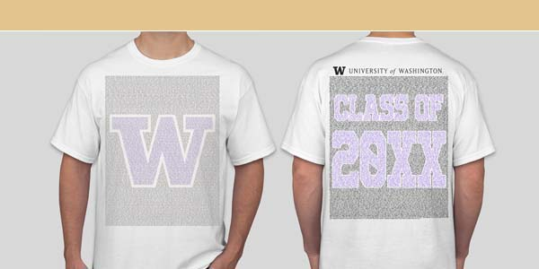 Class Tshirts from Commencement Group