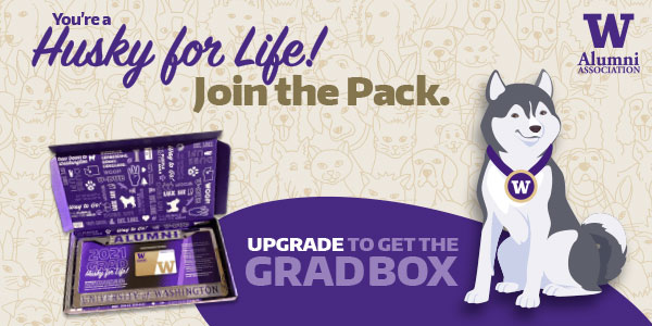 Husky for Life! Join the Pack. Upgrade to get the GRADBOX.