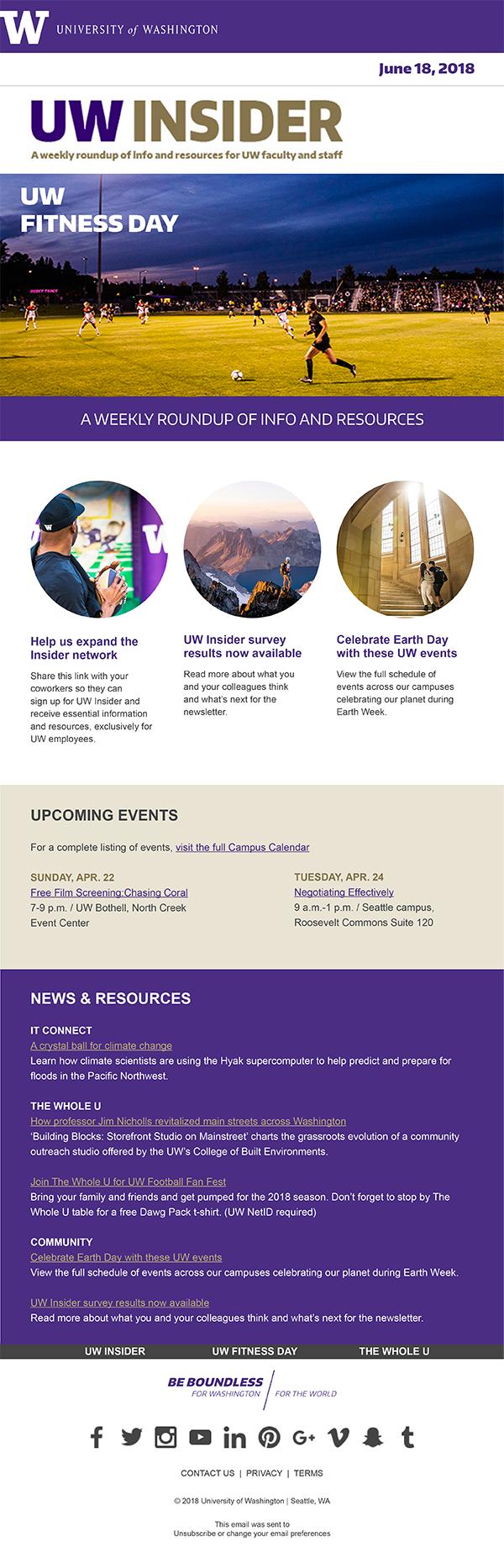 Images of University Of Washington Calendar 2021-22