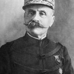 French Marshal Ferdinand Foch