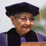 Virginia Beavert receives her honorary degree