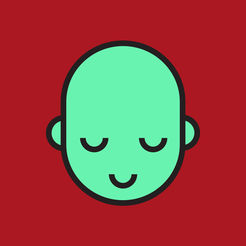 App icon for Exam Support: red square with a green boy's head.