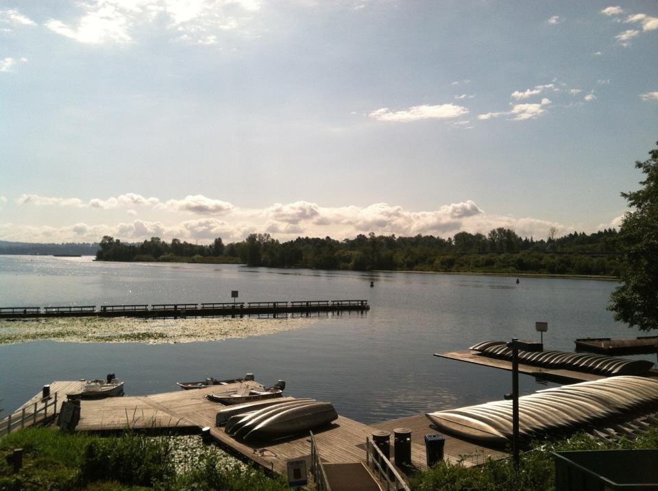 waterfront recreation
