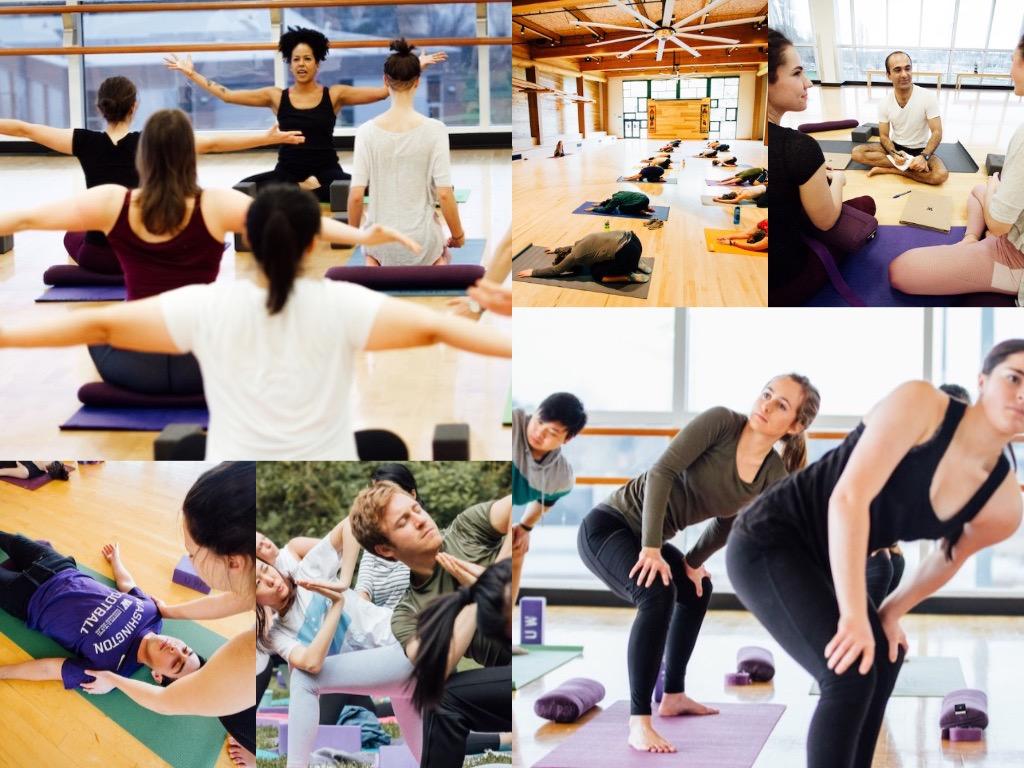Mindfulness Yoga Meditation Recreation