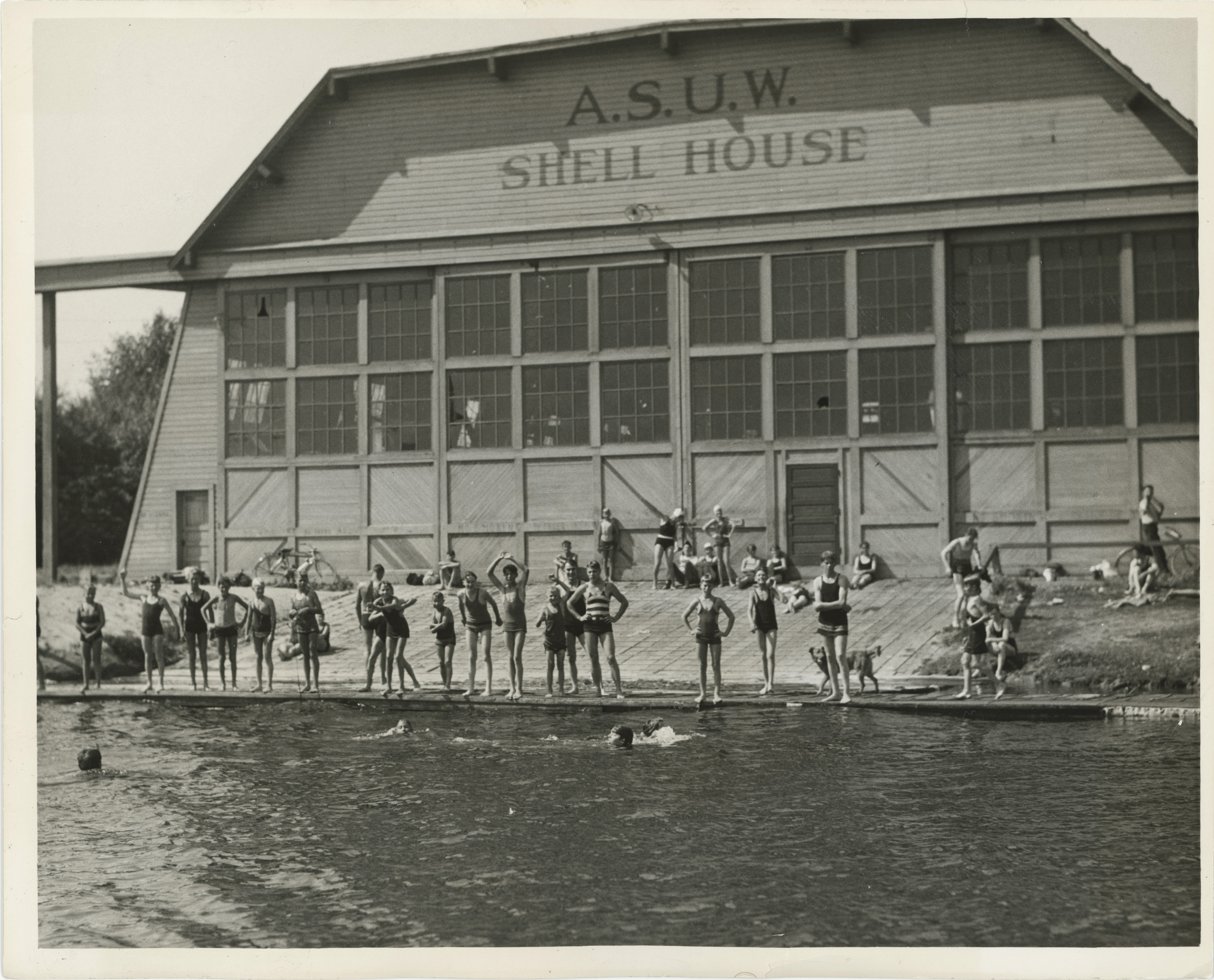 ASUW Shell House 1930 5k