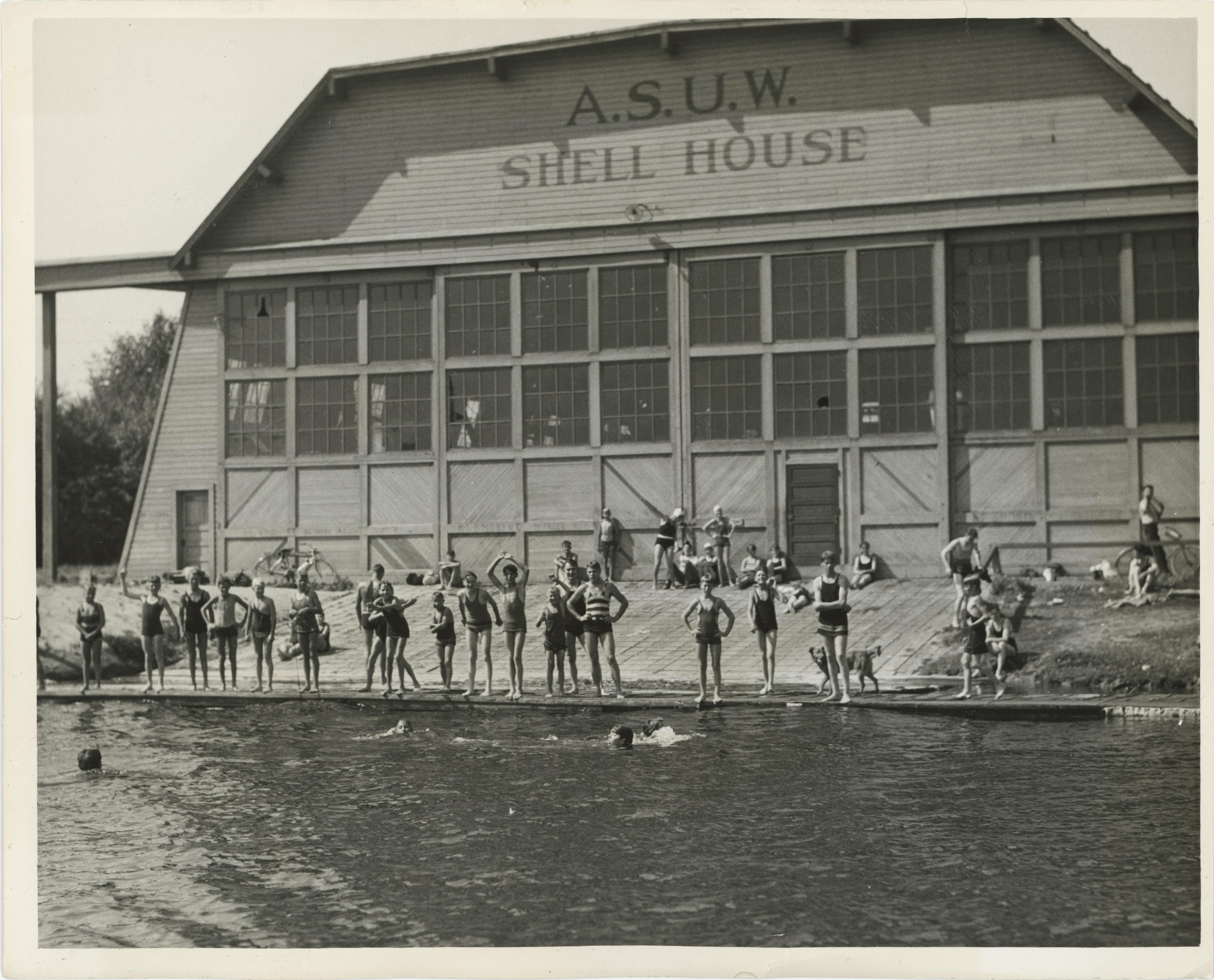 ASUW Shell House 1930 5k