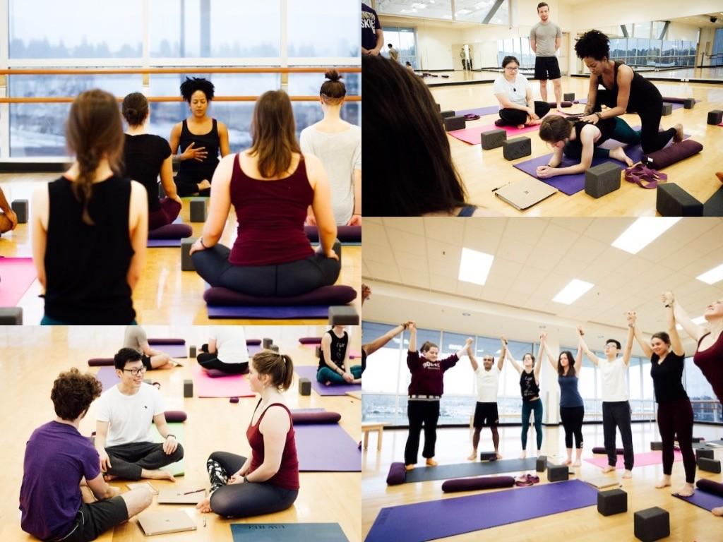 Yoga Teacher Training Recreation
