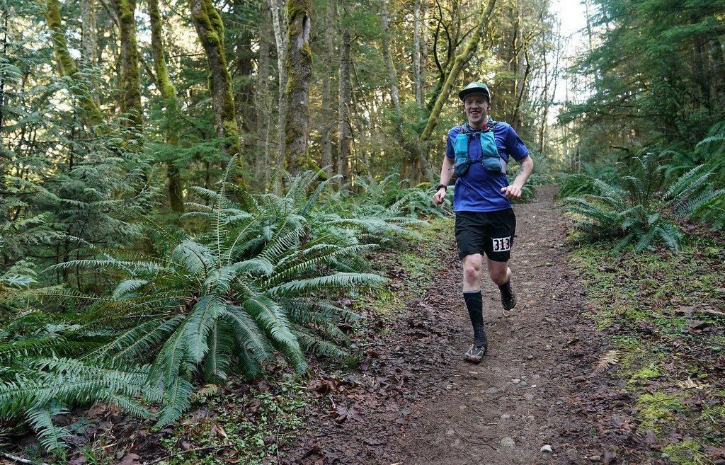 A photo of Travis Cox, Top Competitor in the 3 Week Run/Walk Challenge