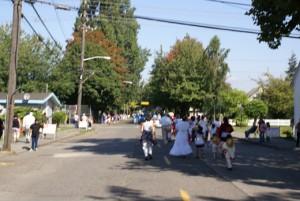 Fiesta Patrias Parade