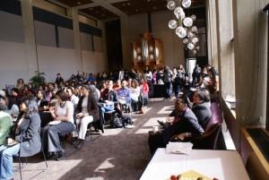 Women of Color Reception 2009