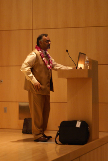 Samuel E. Kelly Lecture 2009