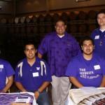 Eastern Washington Scholarship Reception 2009