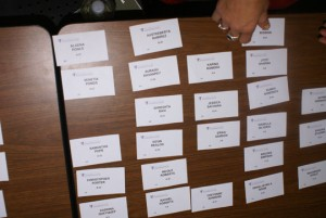 OMA&D/UWAA Mentor Kick-Off 2009