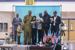 African Heritage Unity Celebration 2010