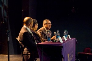 Speaker Series: Law and Justice Panel