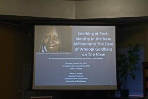 DRI Brown Bag Lecture Series