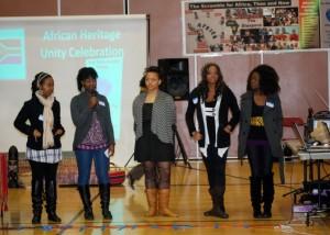 African Heritage Unity Celebration 2011