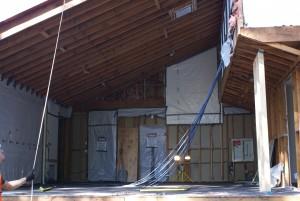ECC Murals Removal 2011