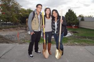 Ethnic Cultural Center Groundbreaking