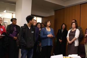 Center for Experiential Learning and Diversity/First-Year Programs Open House