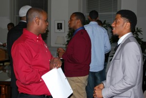 Men Promoting Change