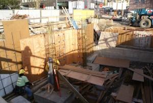ECC Construction Progress – Jan 27, 2012