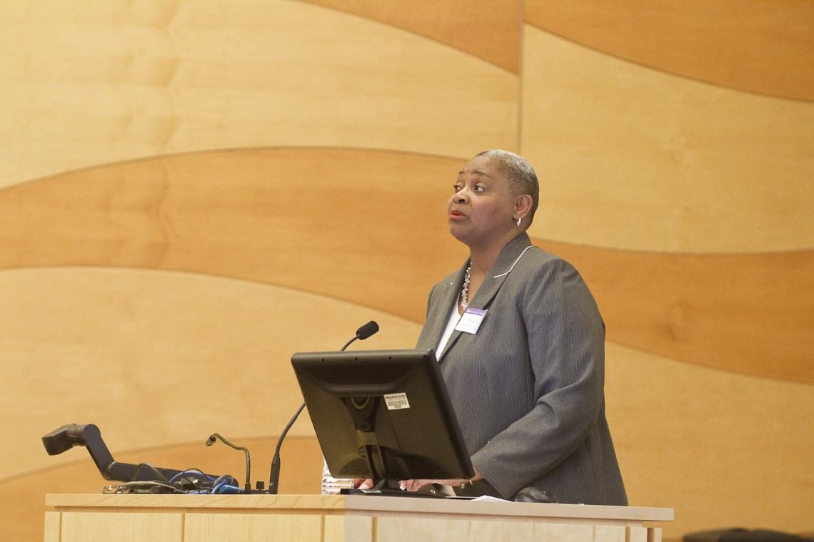 Samuel E Kelly Distinguished Faculty Lecture 2012