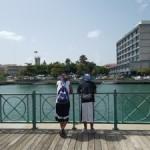 Andres_Valdovinos_and_Herrera_looking_towards_Bridgetown