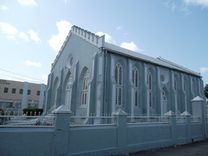 chuch_in_Bridgetown_Barbados