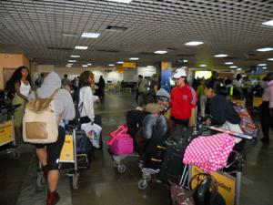 ghana baggage claim