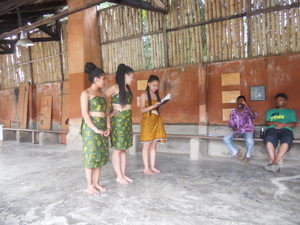 performing for final project