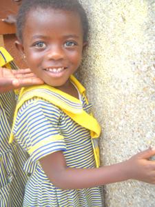 Ghanaian child