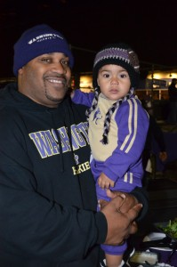 Purple & Gold Homecoming Tailgate