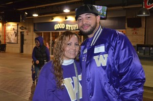 Purple & Gold Homecoming Tailgate