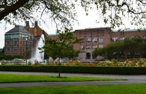 Campus Walker Spring 2013
