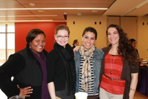 Women of Color Reception 2013