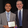 Rogelio Riojas, Student Scholars Honored at 43rd Annual EOP Celebration
