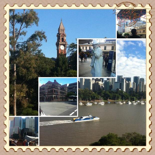 2013 Australia Study Abroad - Brisbane