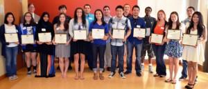 2013 Spring EOP Honorees