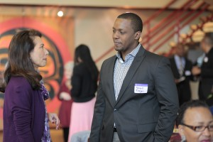 MCAC Hosts UW in the Community Reception