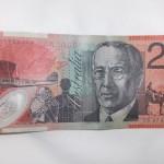 Australian $20 bill